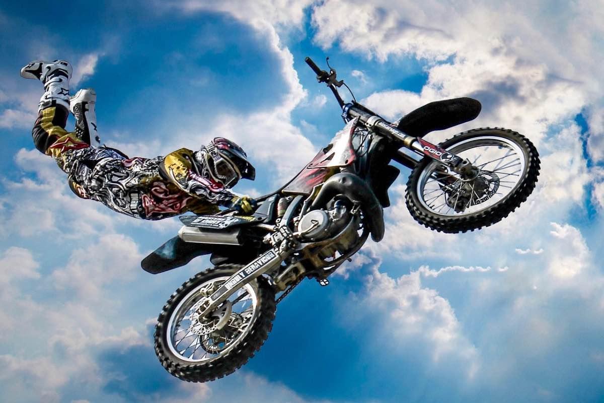 Acrobacia de motocross