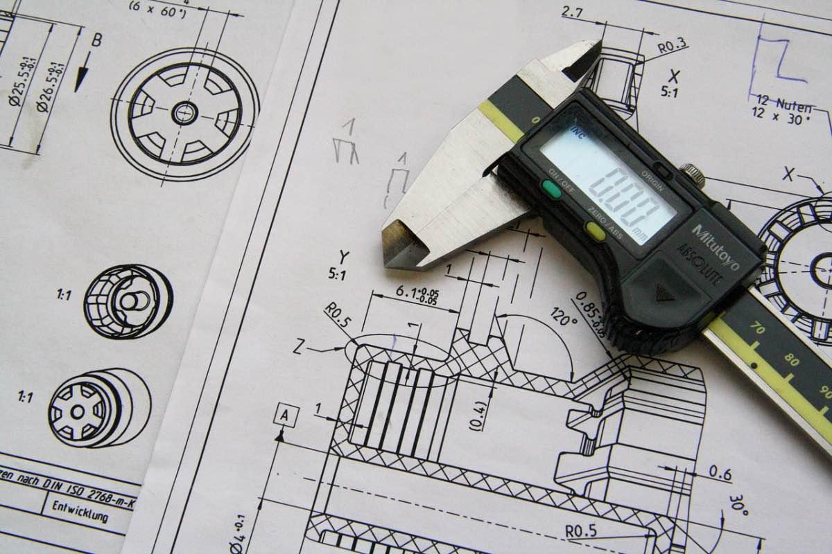 Desenho técnico e uma ferramenta